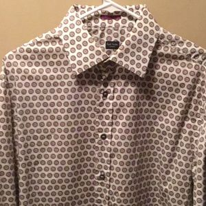 Amazing Paul Smith made in Italy patterned shirt